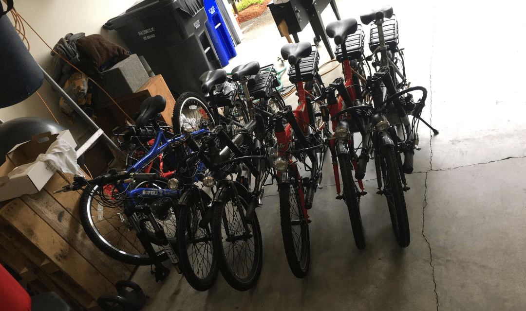That Bike Charger – Nerds Abroad at YEBW